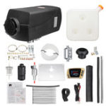 New Diesel Air Heater Diesel Fuel Parking Heater Car LCD Switch Warming Equipment Kit