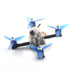 New Skystars 2019 GRX130 FPV Racing Drone PNP F4 8K OSD Smartaudio VTX 20A Blheli_S ESC Caddx EOS2 Cam