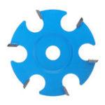 New 100mm H16 Power Wood Carving Angle Grinder Hexagonal Blade For MAKITA / Dewalt