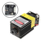 New FB04-2500 2500mW 445nm Blue Laser Module 2*2.54-2P TTL/PWM Modulation DIY Engraver for EleksMaker