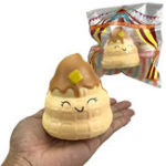 New Purami Squishy Sweet Expressions Poo Jumbo 8CM Slow Rising Soft Toys With Packaging Gift Decor