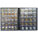 New 250 Coin Holder Collection Storage Collecting Money Penny Pockets Album Book Decor Gifts