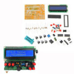 New DIY High Precision Digital Inductance Meter Capacitance Meter Frequency Meter Kit