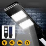 New 20W 40W LED Solar Street Light PIR Motion Sensor Outdoor Garden Wall Road / Lamp Pole