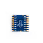 New LoRa1280 lora1281 SX1280 Long Range 2.4GHz 20mW LoRa Module Chip RF Wireless Transceiver For RC Airp