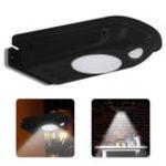 New Solar Power 12 LED Wall Light for Outdoor Garden Lamp Waterproof IP65