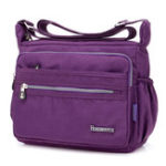 New Nylon Waterproof Light Weight Crossbody Bag Shoulder Bag