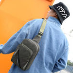 New Leisure Chest Bag Outdoor Shoulder Bag For Men