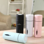 New Mini Car LED Essential Oil Air Diffuser Ultrasonic Aromatherapy Humidifier Purifier
