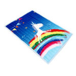 New Soft Cotton Baby Kids Game Gym Activity Play Mat Crawling Blanket Floor Rug Carpet