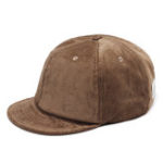 New Unisex Winter Fall Retro Street Corduroy Adjustable Dome Cap