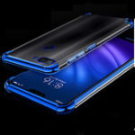 New Bakeey™ Color Plating Transparent Soft TPU Back Cover Protective Case for Xiaomi Mi 8 Lite 6.26 inch