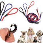 New Pet Lead Training Walk Rope 165cm Long Strong Nylon Dog Puppy Leash Dog Traction Rope
