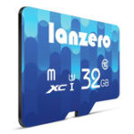 New Lanzero 8GB 16GB 32GB 64GB Class 10 High Speed TF Card Flash Memory Card for Mobile Phone GPS Tablet