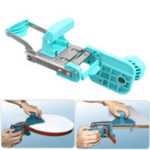 New Woodworking Crved Straight Manual Edge Banding Machine Hand Edge Trimmer End Cutting Device