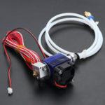 New 1.75mm 0.4mm Filament Bowden Extruder J-head Hotend For 3D Printer Part