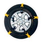 New 10PCS Car Snow Chain Thickened Tendon Vehicles Wheel Tyre Anti-skid TPU Chains