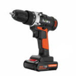 New 26V 350Nm Cordless Electric Drill 15+1 Screw Driver Kit with 3000mAh Lithium Battery