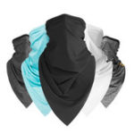 New BIKIGHT Cycling Triangle Sport Scarf Ice Fabric Riding Bike Scarves Breathable Bandanas Face Mask Running Headband