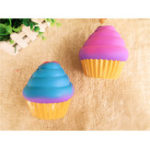 New Ice Cream Squishy Big Cup Cake 12CM Cute Jumbo Gift Collection With Packaging