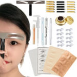 New Microblading Semi-Permanent Tattoo Kit