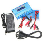 New iMAX B6 AC 80W 6A Lipo Battery Balance Charger with Power Supply Adapter