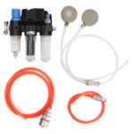 New 3 In 1 Function Supplied Air Fed System For Spraying Respirator Gas Face Mask