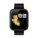 New Bakeey P70 Heart Rate Sport Modes Alarm Blood Pressure Oxygen IP68 Waterproof Smart Watch