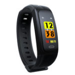 New NORTH EDGE GPS Inside Color Screen Smart Watch Fitness Tracker HR Monitor 5ATM Waterproof Watch