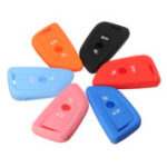 New 3Button Silicone Case Shell Cover Remote Key Case Fit For BMW X5 X6