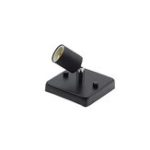 New AC85-265V E27 Screw Base Socket Square Rotating Ceiling Light Holder Fixture Lamp Accessories