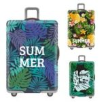 New 19-32 Inch Summer Hot Elastic Dustproof Travel Luggage Cover Suitcase Protective Sleeve