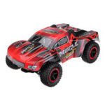 New 1/16 RC Car Truck Car 15KM/h 2.4G 4WD Partial Waterproof Brushed Short Course SUV 1621
