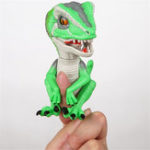 New Finger Dinosaur Fingertip Smart Animal Toy Cute Gift Developmental Toys