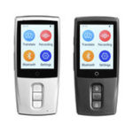 New Voice Language Translator Device 43 languages Smart Two Way Translator WiFi 2.4 Touch Screen