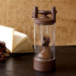 New Dragon Carving Backflow Incense Burner Ceramic Censer Holder Buddhism Decor With 60Pcs Flower Cones