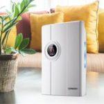 New 220V 2200ml 85W Portable Mute Home Mini Air Dehumidifier Air Dryer Kitchen Office