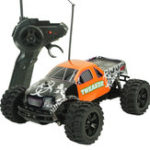 New Zingo Racing 9112M TWEAKER 15km/h 1/18 27MHZ RWD Rc Car Monster Off-road Truck RTR Toy