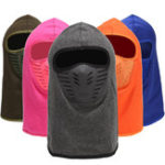 New Winter Warm Motorcycle Scooter Riding Cycling Face Mask Cotton With Ear Neck Protection