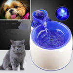 New 3L Electric Automatic Pet Water Fountain Dog Cat Drinking Bowl Waterfall Feeder Auto Pet Water Drinking For Cat Water Dispenser