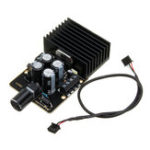 New TDA7377 DC9-18V 30W + 30W Stereo Class AB Digital Power HIFI Car Amplifier Audio Board for 4-8 ohm Speaker A6-002