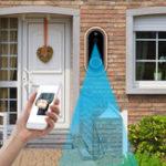 New Smart Wireless WIFI Video Doorbell Night Vension Alarm Wake Up Recording Mode Security Door Phone