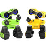 New JJRC R13 CADY WIRI Smart RC Robot Programmable Touch Control Voice Message Record Sing Dance Toy
