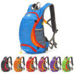 New 15L Motorcycle Bicycle Cycling Rucksack Backpack Hydration Pack Helmet Water Bladder Bag