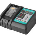 New 100V-240V Li-Ion Battery Charger for Makita 7.2V-18V DC18RC BL1860 BL1845 1815