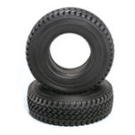 New 1/10 Detail Scale Rubber RC Car Tires 3.35 inch For KB48693 Wheel 1.68 Inch