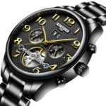 New KINYUED JYD-J013 Waterproof Automatic Mechanical Watch