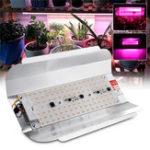 New Full spectrum 50W 100W LED Plant Flower Grow Flood Light Spotlight Outdoor Indoor Lamp AC220V