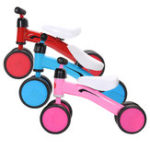 New Sports Kids Balance Bike Push Trainer Toddler Bicycle Baby Walker Ride On Slider Developmental Toys