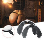 New KALOAD White/ Black USB Charger EMS Hip Trainer Buttocks Lifting Machine Body Shaper Massager Keep Fit Fitness Equipment